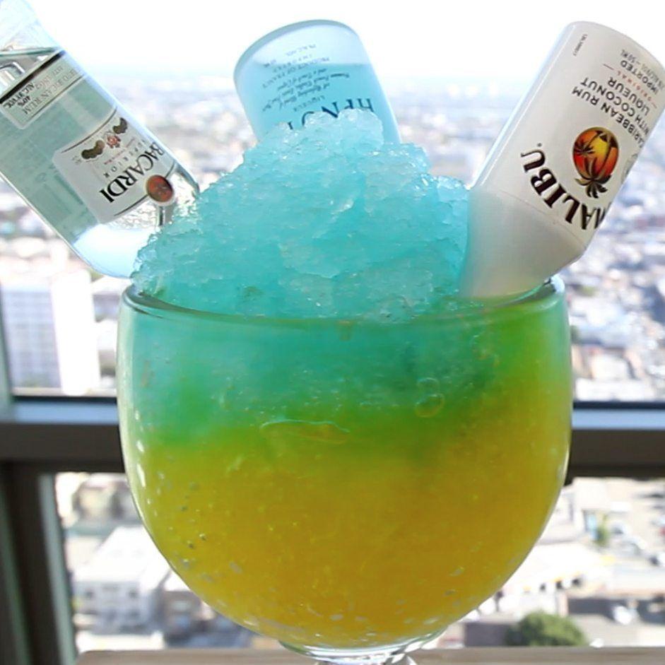 The Blue Dragon Tipsy Bartender Hpnotiqdrinksrecipes 2020
