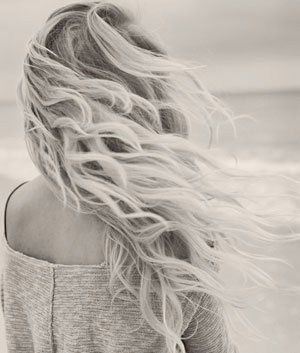 How to get perfect beach waved hair