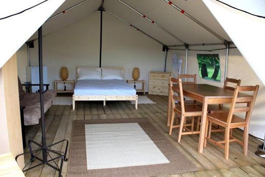 platform tent space for family gatherings & Customeru0027s Testimonials and Pictures http://www.deluxewalltents ...