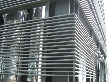 Celos as lamas y parasoles ventanas pinterest for Parasoles arquitectura