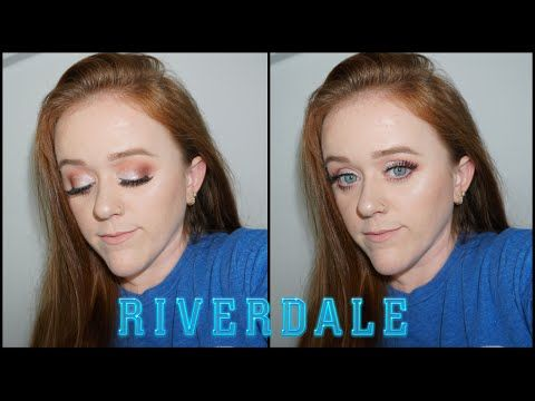 2 Betty Cooper Inspired Makeup Riverdale Series Pt 3 Rocksand