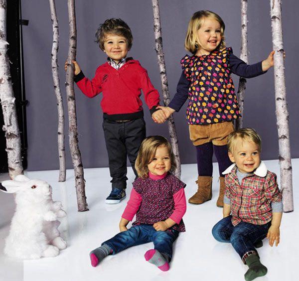 moda infantil kiabi