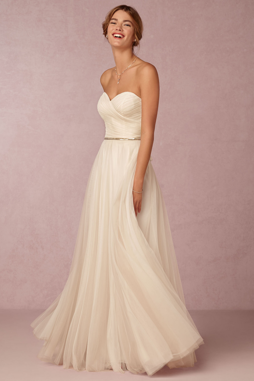 Simple beach wedding dress   Wedding Gowns for Under   Gowns th and Weddings