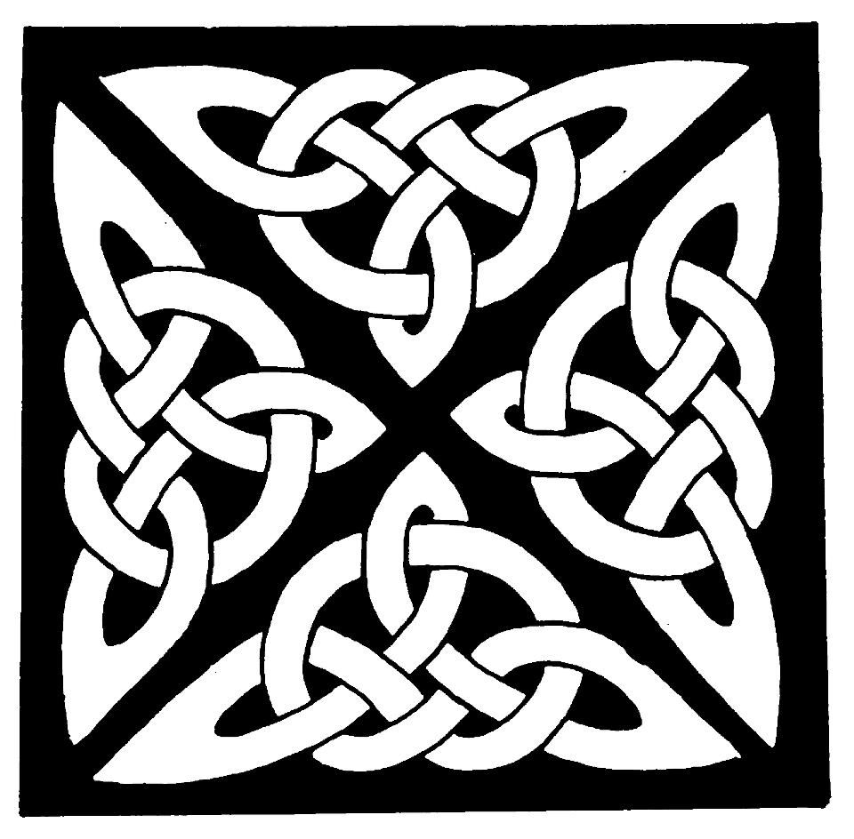 simple celtic designs - 650×639