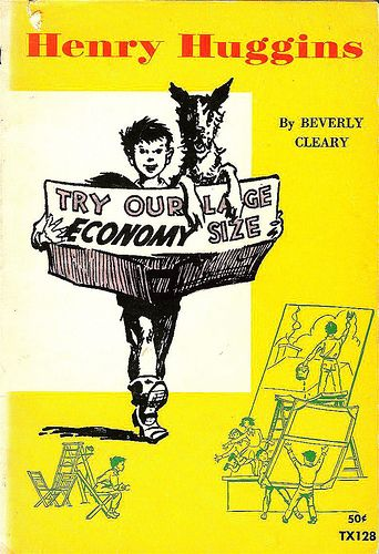 Trying Mrs Piggle Wiggle S Cure For A Messy Room: Henry Huggins (1950/1965)