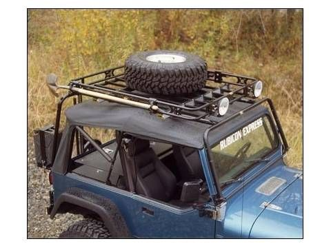 High Quality Kargo Master Safari Roof Rack For Jeeps And SUVs