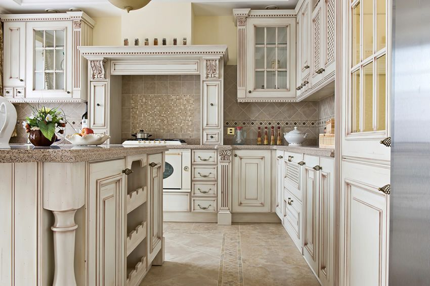Best 35 Beautiful White Kitchen Designs With Pictures 400 x 300