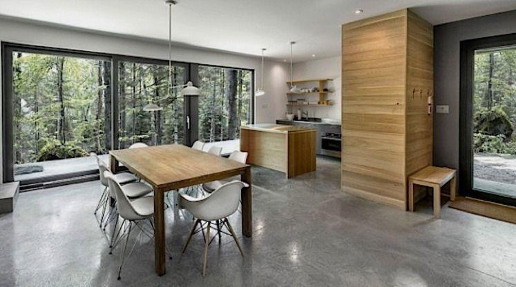Spahaus U2013 Moderne Architektur Und Natur Pur   KlonBlog