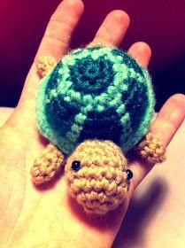 My Stuff: AMIGURUMI TURTLES