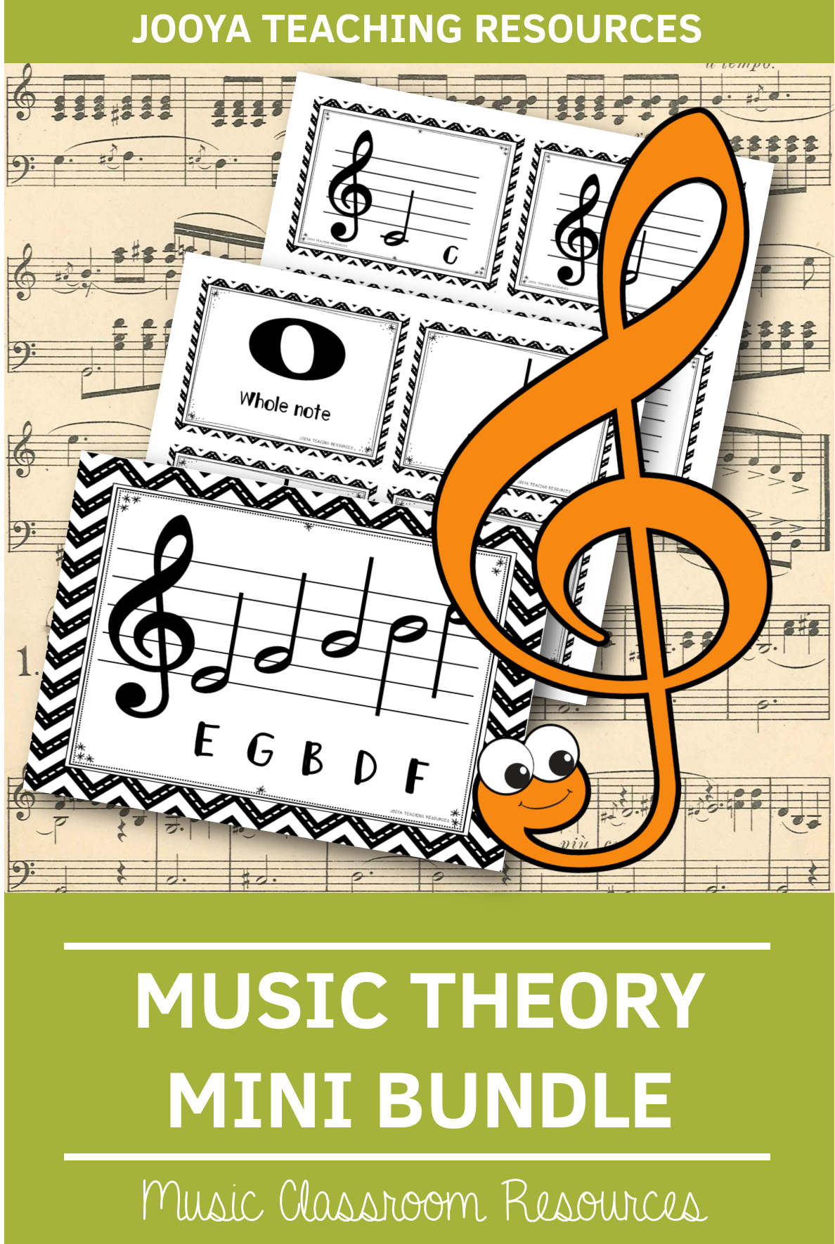 Music Theory Mini Bundle
