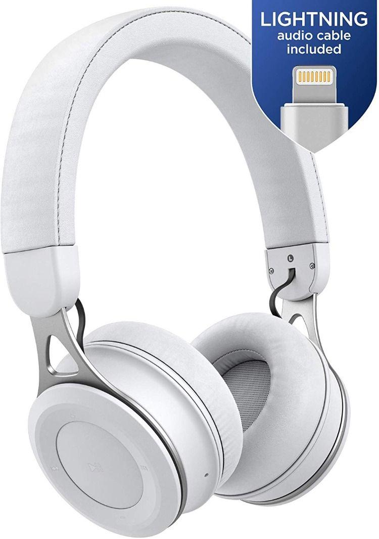 Thore Bluetooth Iphone Headphones With Connector Iphone Headphones Bluetooth Headphones Wireless Headphones