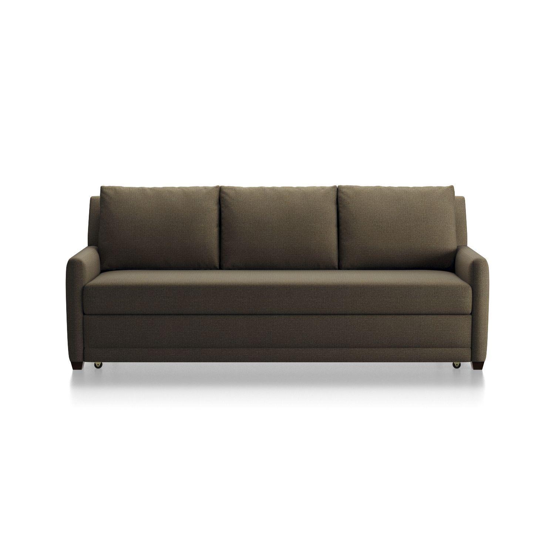 Reston Queen Trundle Sofa Reviews Crate And Barrel Sofa