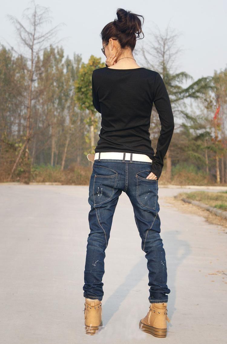 69aef125 Billedresultat for baggy jeans dame | Fashion | Jeans, Fashion og Pants