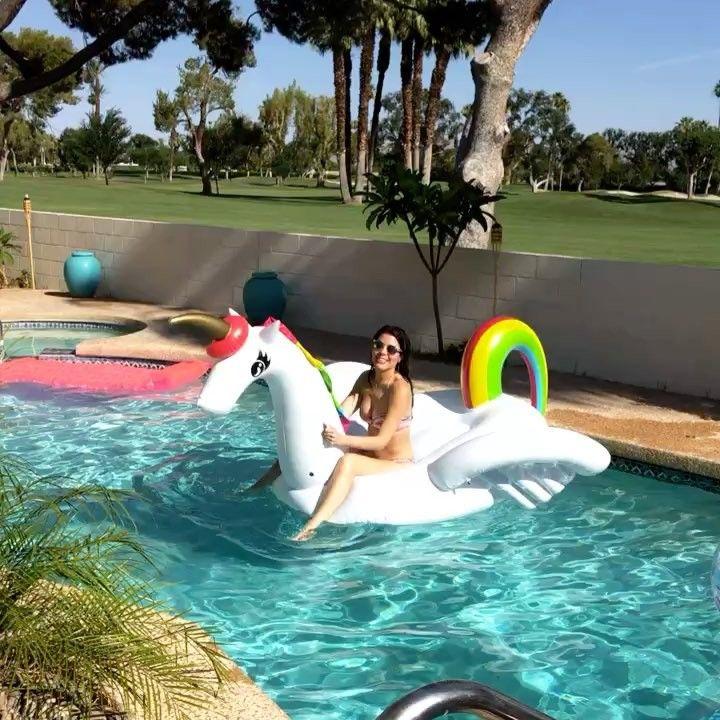 Katherine Geren On Instagram Mood That The Warriors Won Instagram Katherine Pool Float