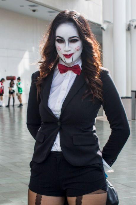 An Interesting Take on Jigsaw in 2019   Halloween   Jigsaw ...