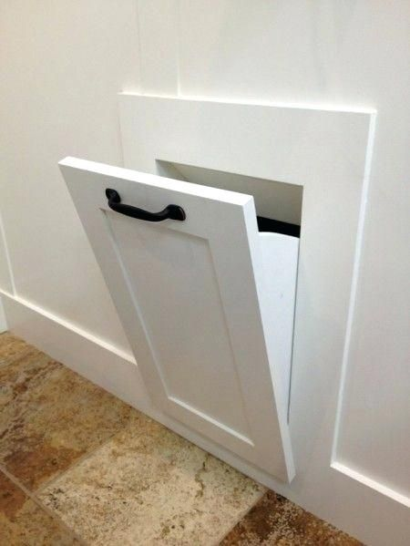 How to Line a Laundry Chute | The Money Pit