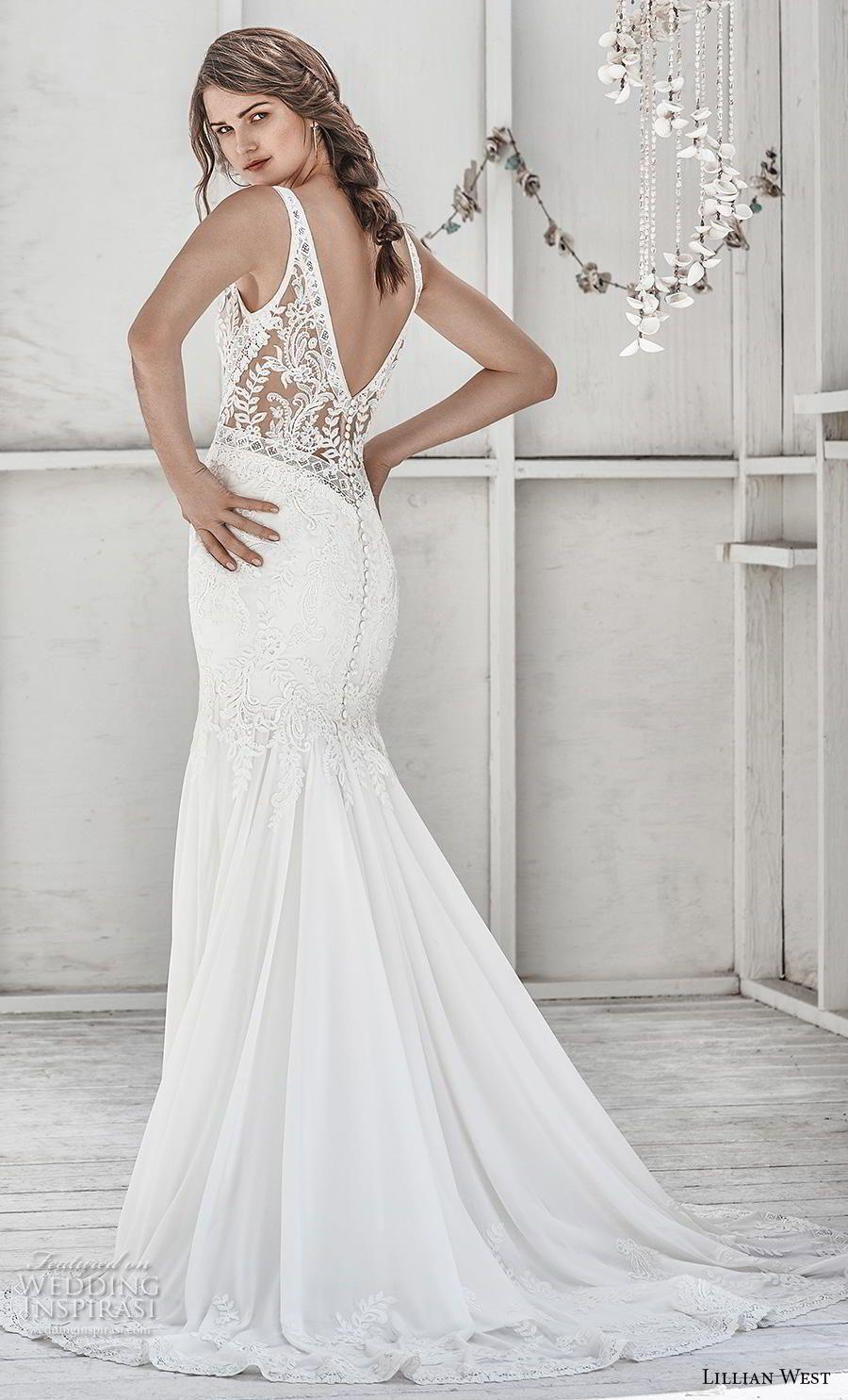 Lillian west wedding dress  Lillian West Spring  Wedding Dresses  F  Gowns  Pinterest