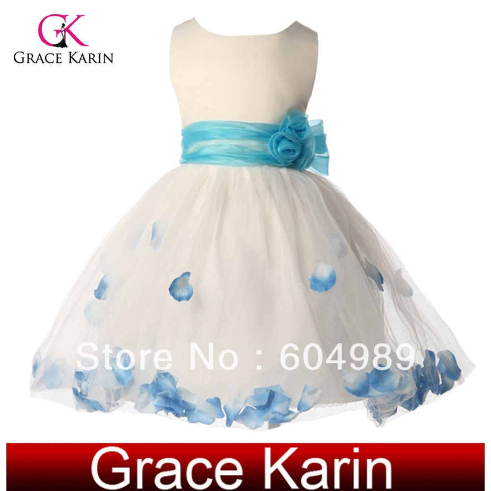 Click to buy ucuc free shipping sleeveless princess flower girls