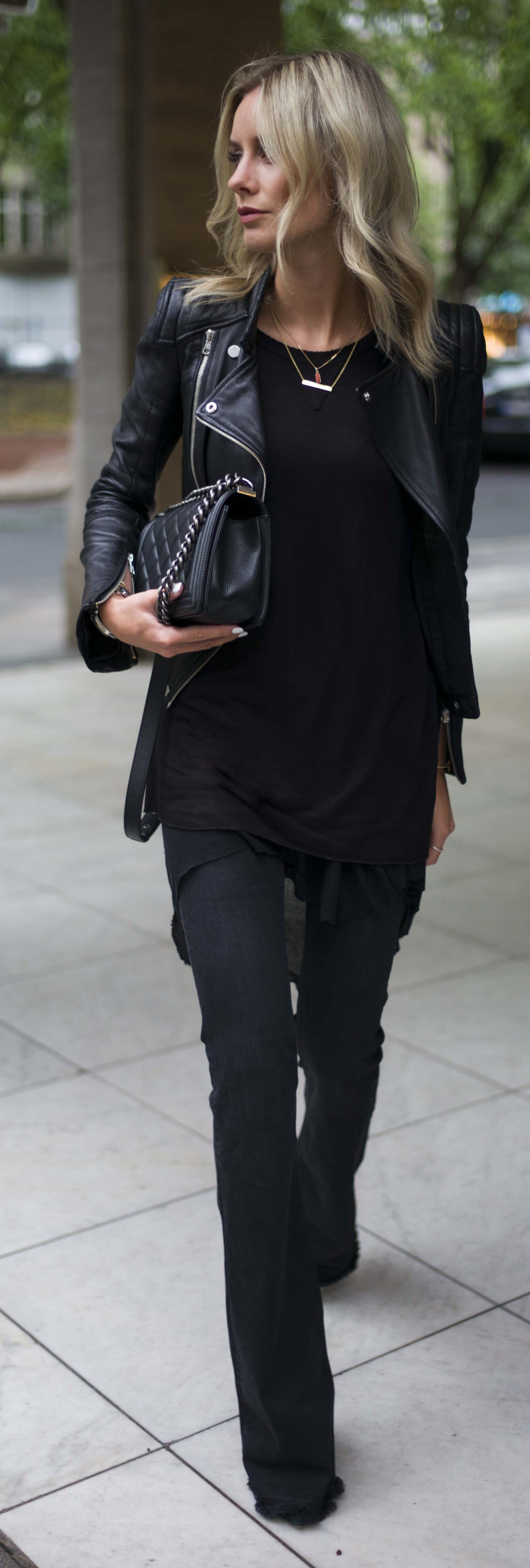 Everything Black Urban Outfit