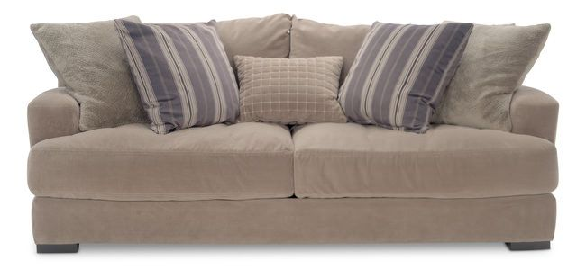 Carlin Sofa from Hom Furniture $899 Can customize to red Home