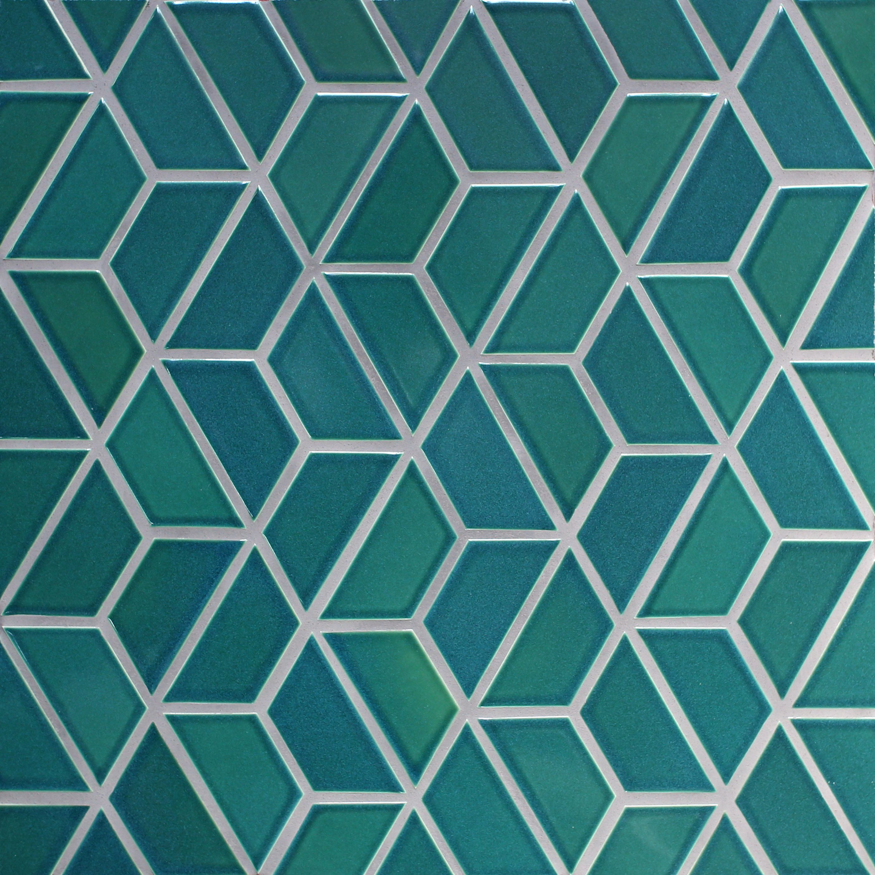 Half-Hex Twist in Seafoam | Good Things We See and Do in