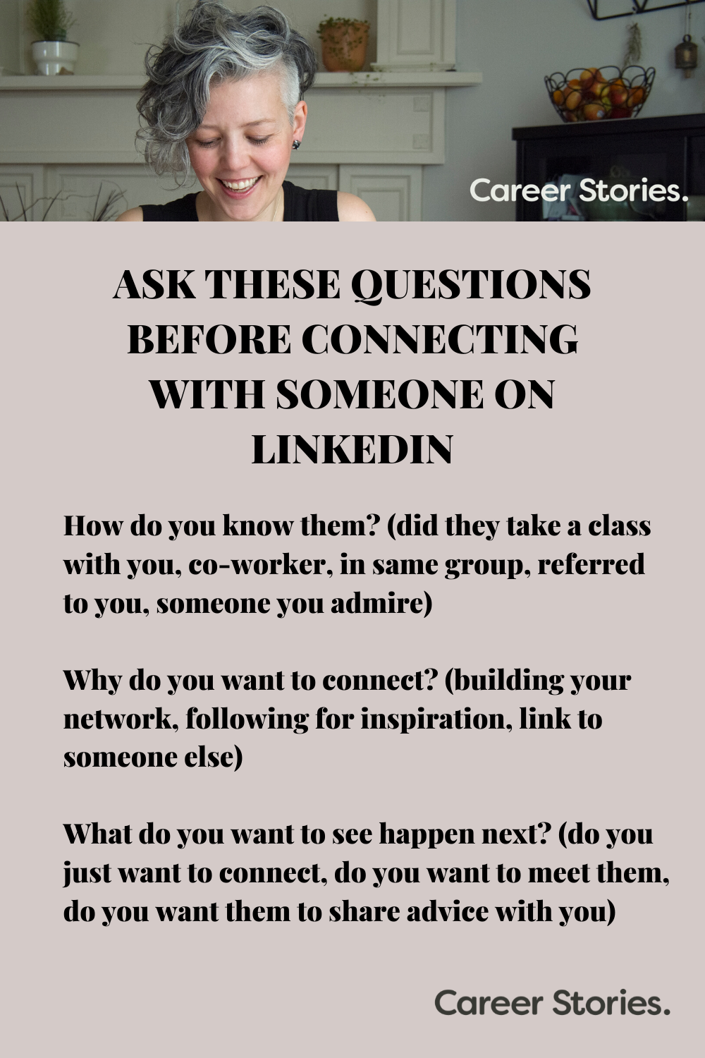 How to write to people you don't know on LinkedIn, (but