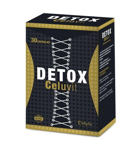 Detox Celuvit Complemento Alimenticio A Base De Achicoria Piña Y Zinc La Achicoria Ayuda A Mantener Los Sistemas De De Control De Peso Achicoria Alimenticio