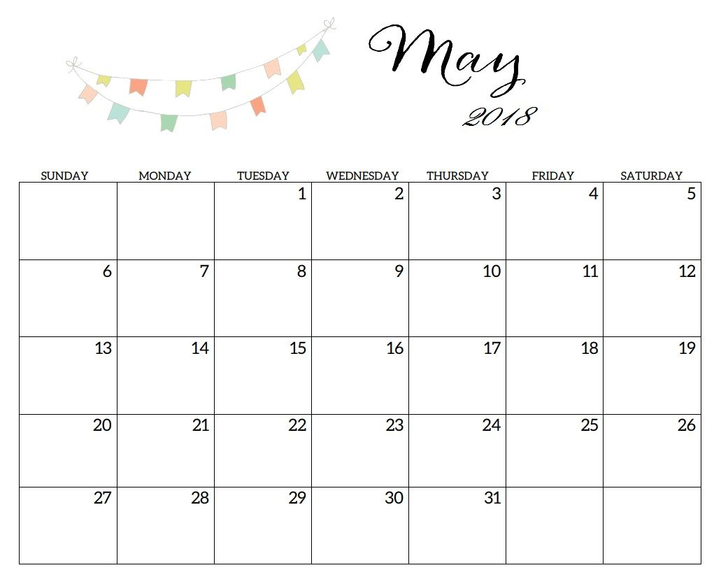 May Calendar Ideas : Cute may blank calendar maxcalendars pinterest