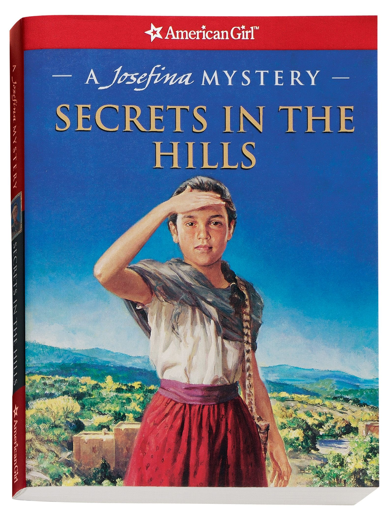 mystery book series for tweens