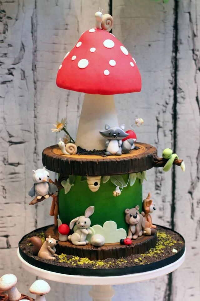 Cake by Sharon Wee