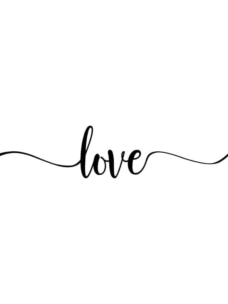 Download Two hearts one love - SVG, PNG, JPG - Cricut & Silhouette ...