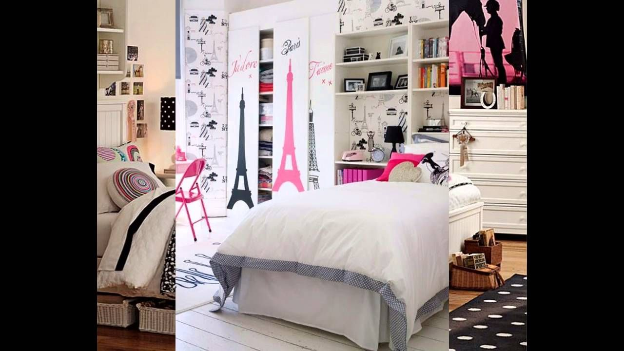 Habitaciones juveniles para chicas adolescentes muebles for Habitaciones juveniles chica
