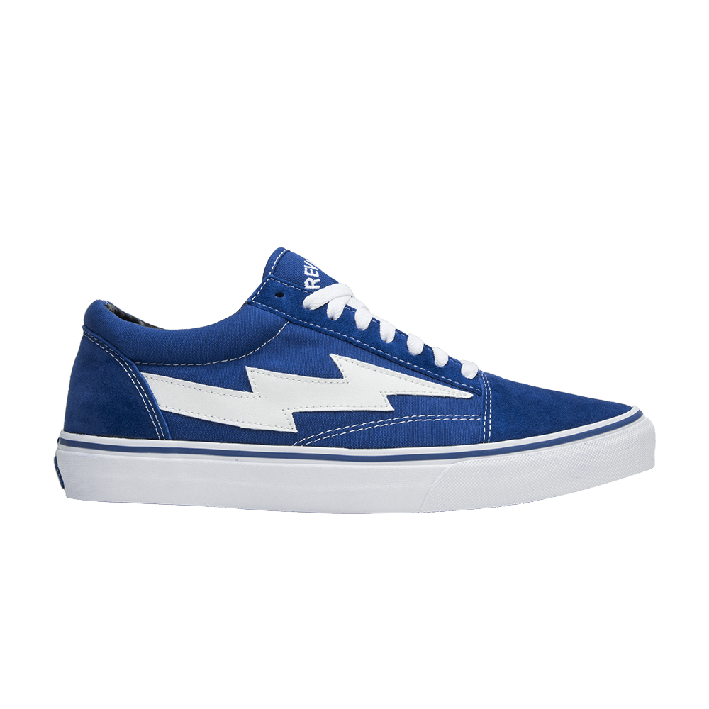 Revenge X Storm Blue Revenge X Storm Revs 005 Blue Goat Mens Vans Shoes Vans Blue Sneakers