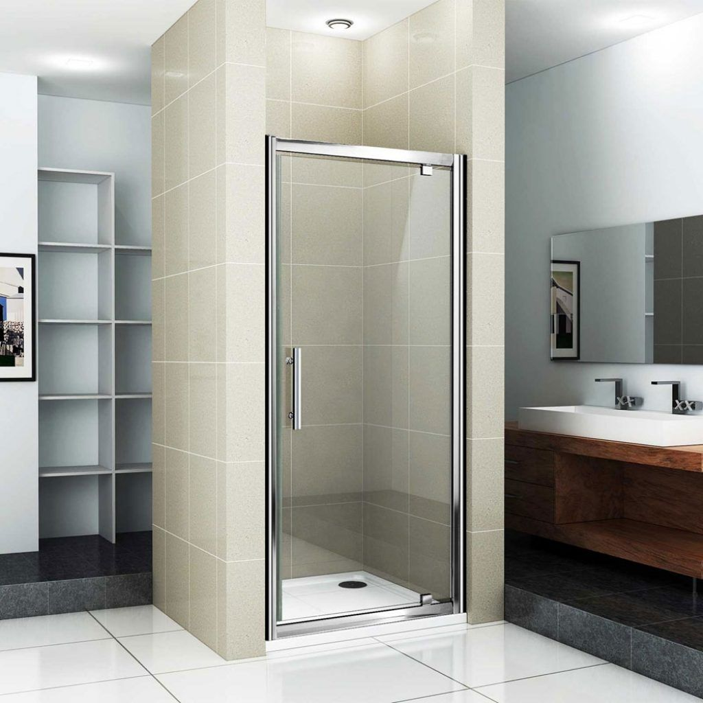Shower Stall Door Or Curtain Shower Stall Enclosures Shower