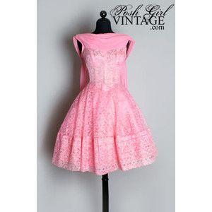 vintage pink lace dress - Google keresés | '50-es évek, rock&roll ...