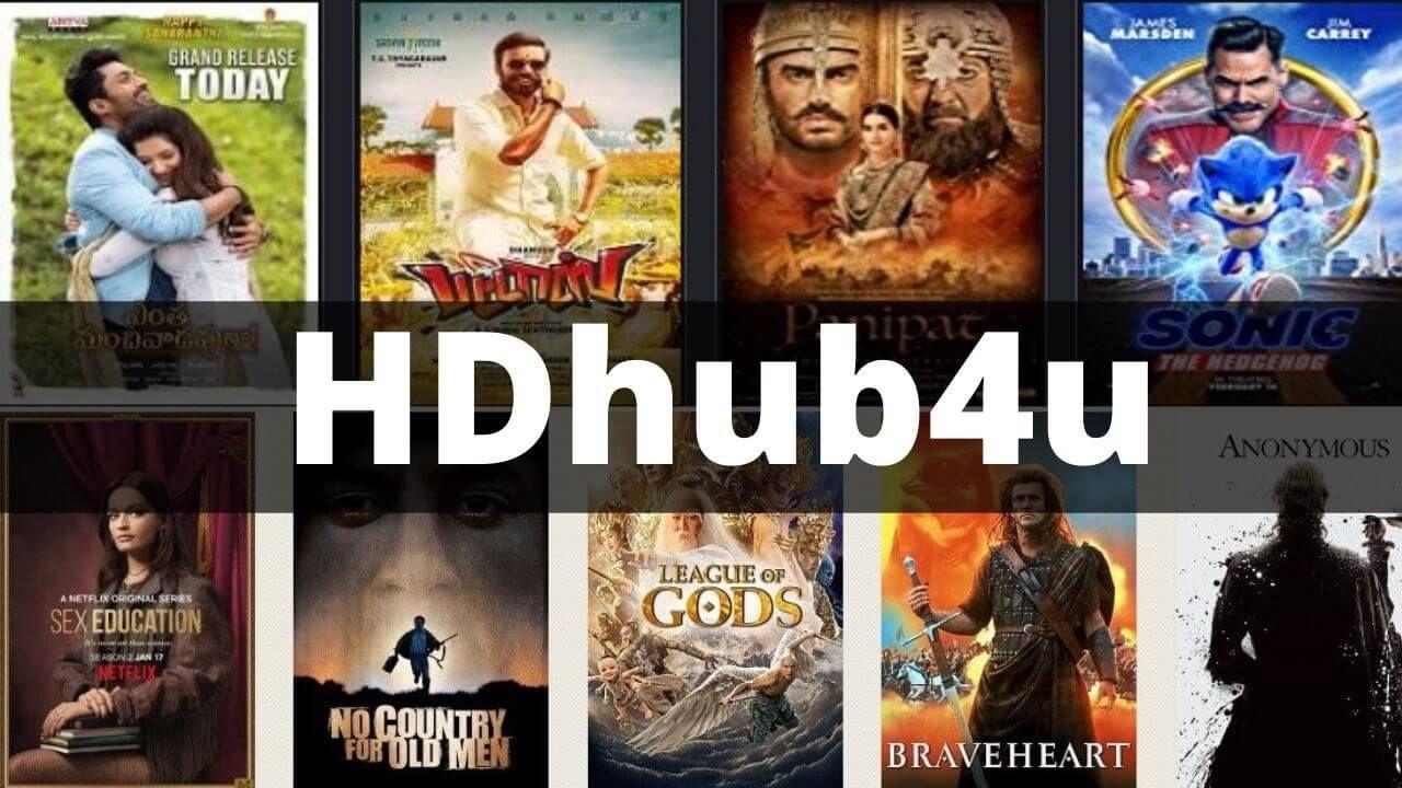 Hdhub4u 2020 watch latest hindi dubbed movies online