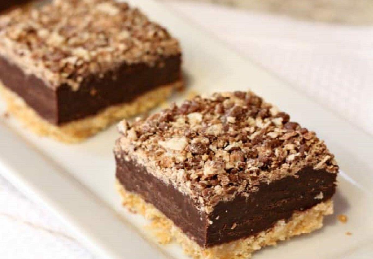 Rezept: Square Kit Kat ohne Kochen