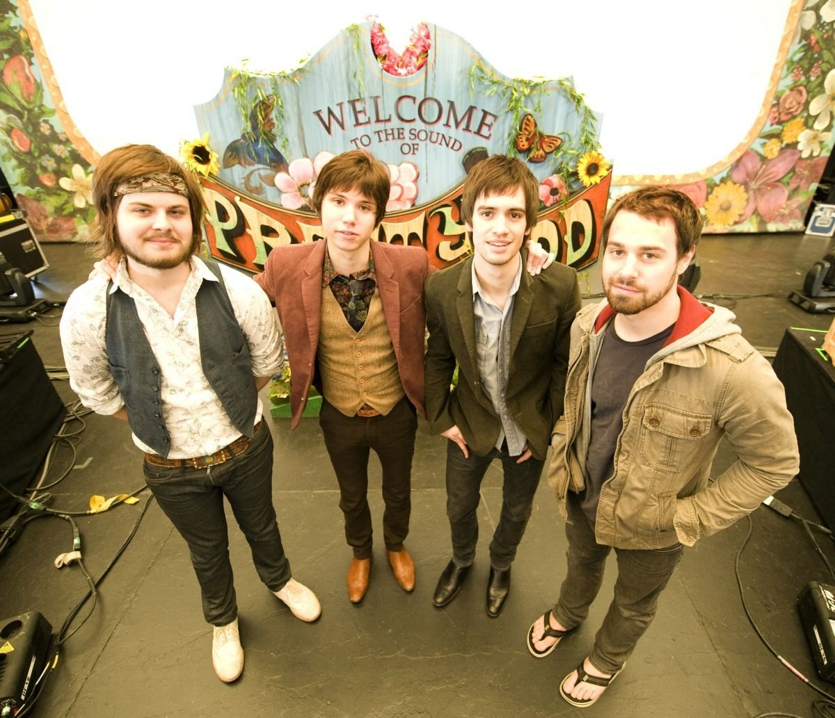 Aww Fetus Panic! Welcome To The Sound Of Pretty Odd