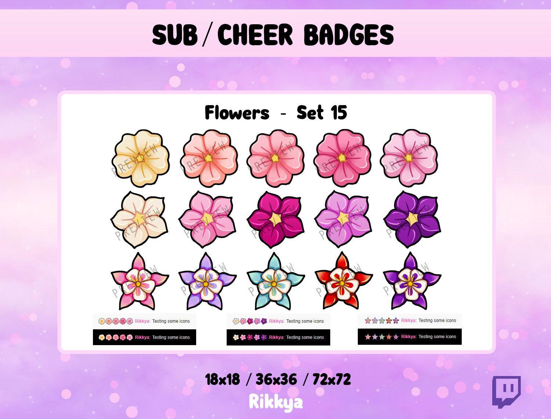12++ Cheer bits info