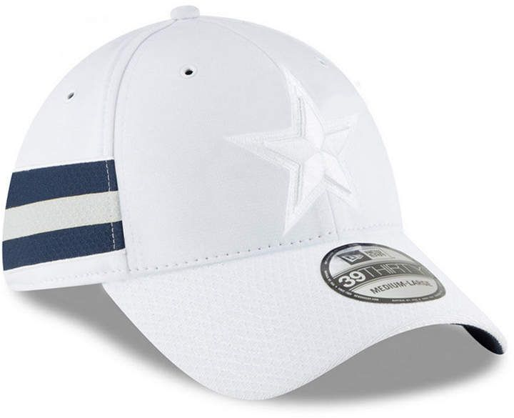 067dd4139 New Era Dallas Cowboys Official Color Rush 39THIRTY Stretch Fitted ...