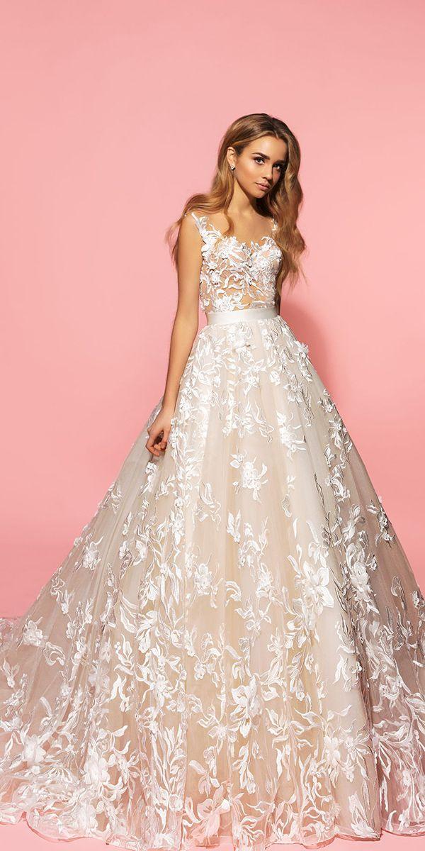 Designer Highlight: Eva Lendel Wedding Dresses | Novios, Vestidos de ...