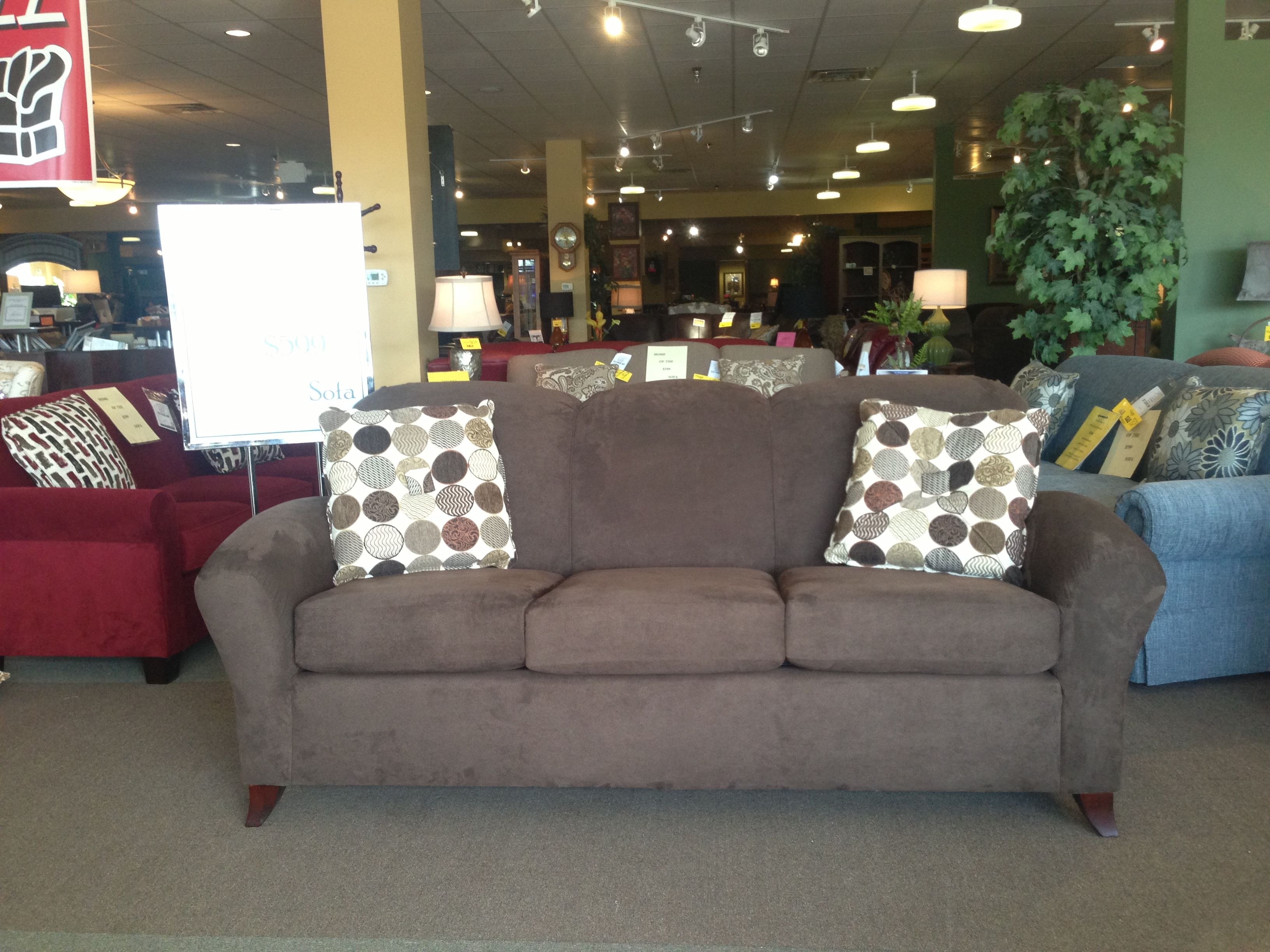 Special One Of Our 599 Sofas Available In Other Fabrics For