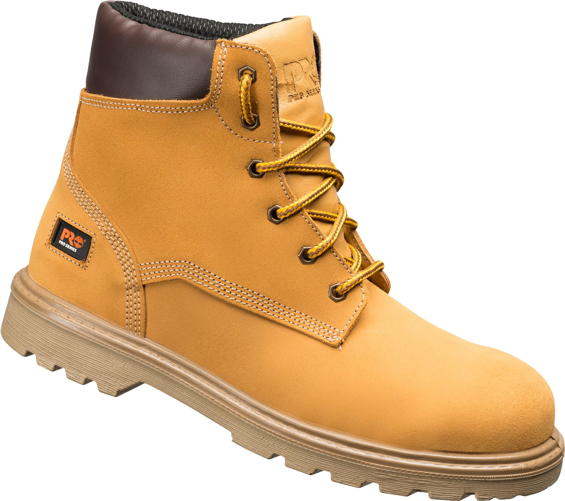 Timberland Mens PRO Hero Lace Up Nubuck Leather Safety Ankle Boot -  Timberland schuhe (*Partner-Link)
