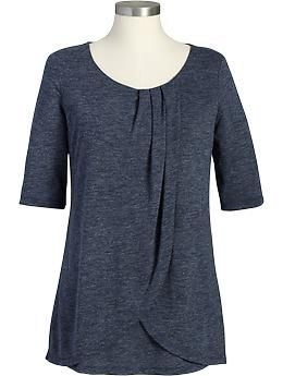 a94827cda1fe3 Maternity Pleated-Front Nursing Tops | Old Navy | Baby Cray Cray ...