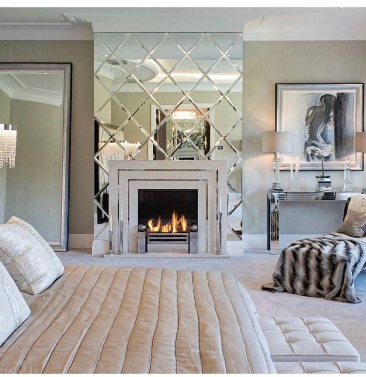 Wie Sie Ihre Wohnung mit Spiegelfliesen gestalten? - viele ...