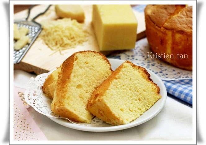 Resep Cream Cheese Chiffon Cake Enak Rich Oleh Tintin Rayner Resep Kue Chiffon Resep Memanggang Kue