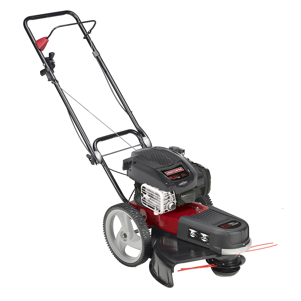 Love Your Lawn Again Keep Your Yard Looking Beautiful With This Craftsman 22 Best Lawn Mower Trimmers Briggs Stratton
