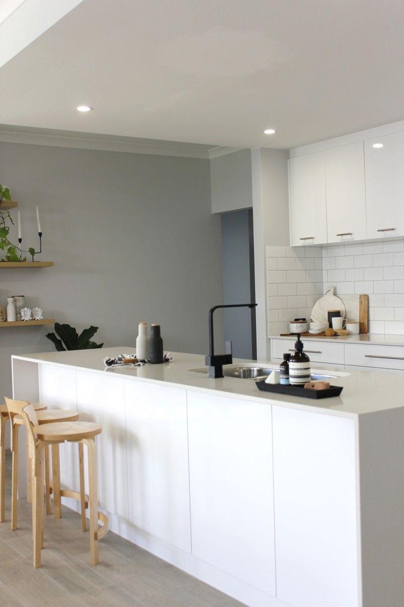 round kitchen mixer tap