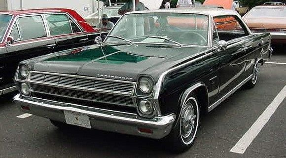 1965 Rambler Ambassador 990 2 Door Hardtop Autos Camiones