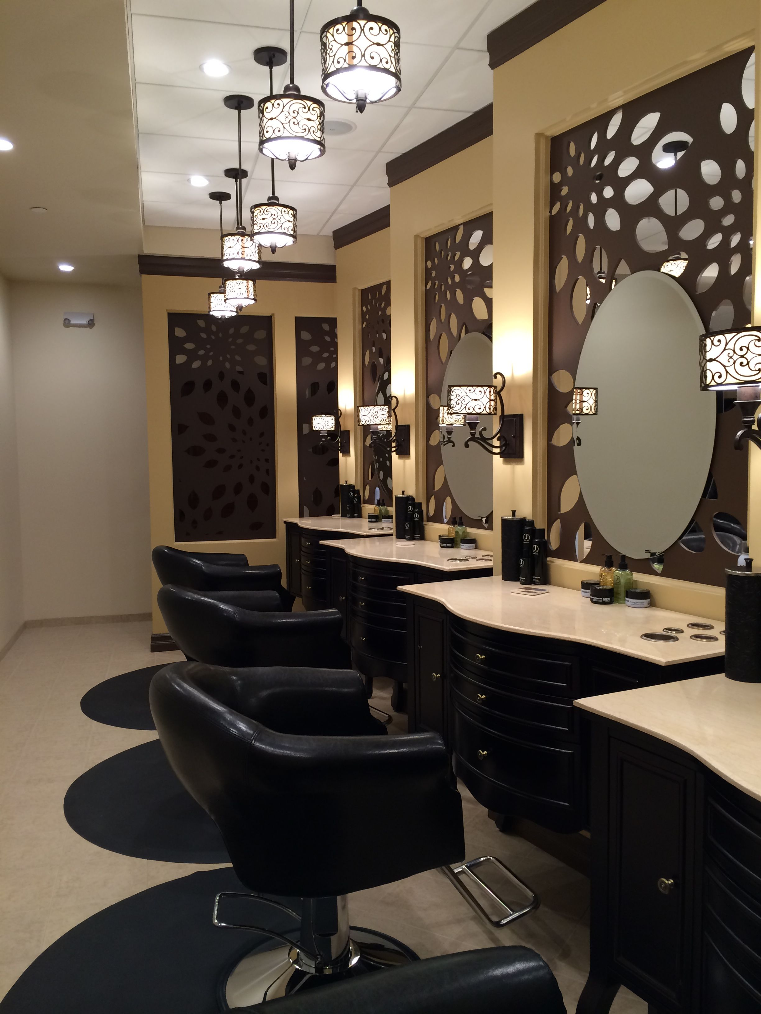 Salon Inspiration Inspiration By Minerva Beauty Bloomdotcom Salons Furnishings